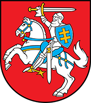Coat of arms of the Republic of Lithuania Visit Neringa